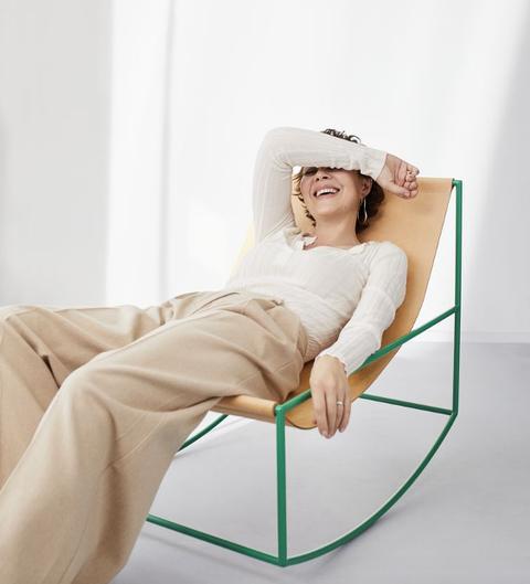 White, Sitting, Furniture, Skin, Chair, Shoulder, Leg, Comfort, Textile, Linens,
