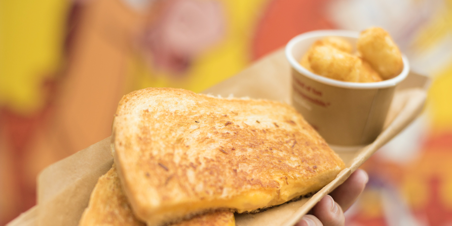 Disney Shared Its 3-Cheese Grilled Cheese Recipe
