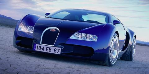 Land vehicle, Vehicle, Car, Sports car, Bugatti veyron, Bugatti, Automotive design, Supercar, Blue, Performance car,