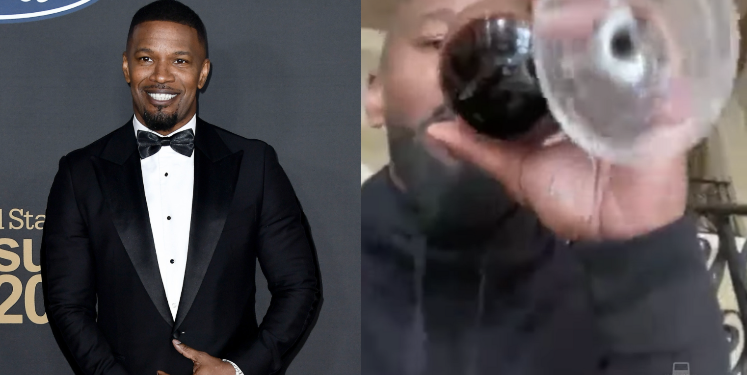 Jamie Foxx And Carmelo Anthony Raved About Netflix's Movie 'Uncorked'