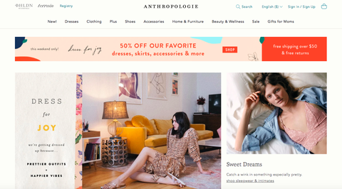 92 Best Online Shopping Sites For Women S Clothing And More