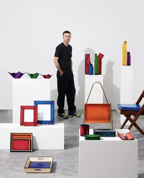 Furniture, Design, Table, Shelf, Interior design, Stool, Graphic design, Art,
