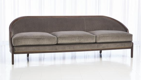 Global Views High Point sofa - ELLE Decor