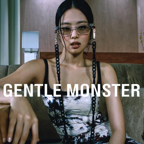 gentle monster x blackpink's jennie kim eyewear collaboration 2020