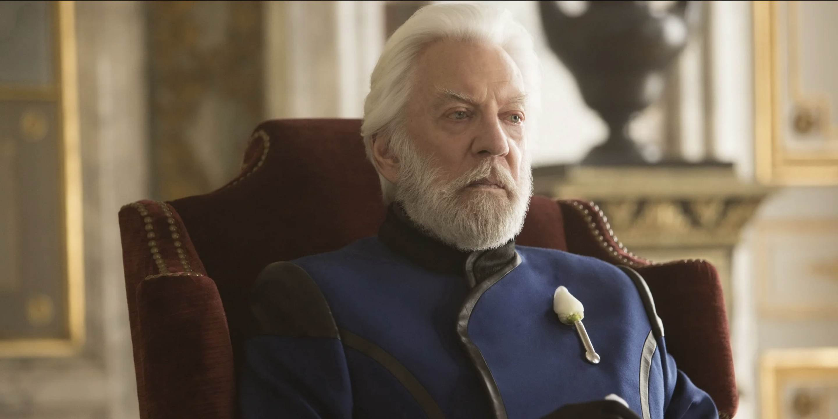 """The Hunger Games"""" Prequel Film About President Snow, """"The Ballad ..."""
