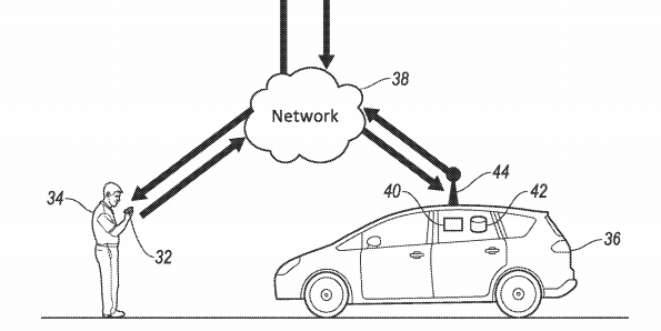 Ford Patents App to Check Ride-Share Cars for Bad Smells