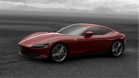 2020 Ferrari Roma As Our Editors Would Spec It For Personal Use
