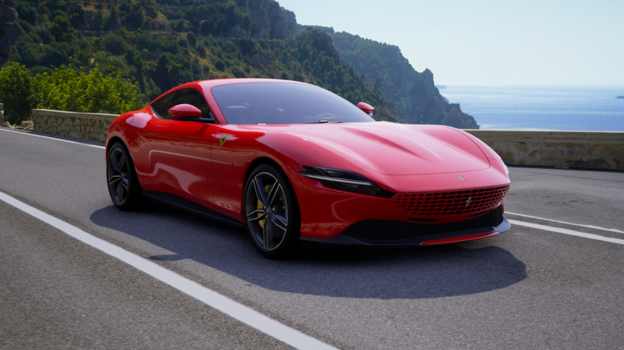 Ferrari Roma Configurator Build Your Own Ferrari Grand Tourer