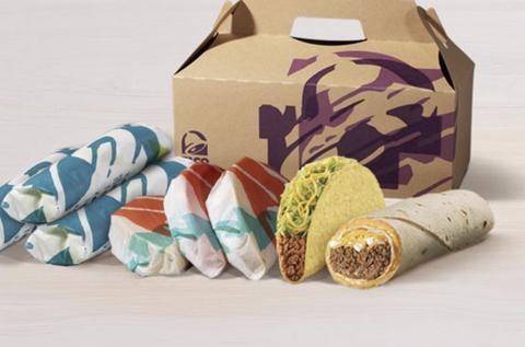 taco bell 10 cravings pack