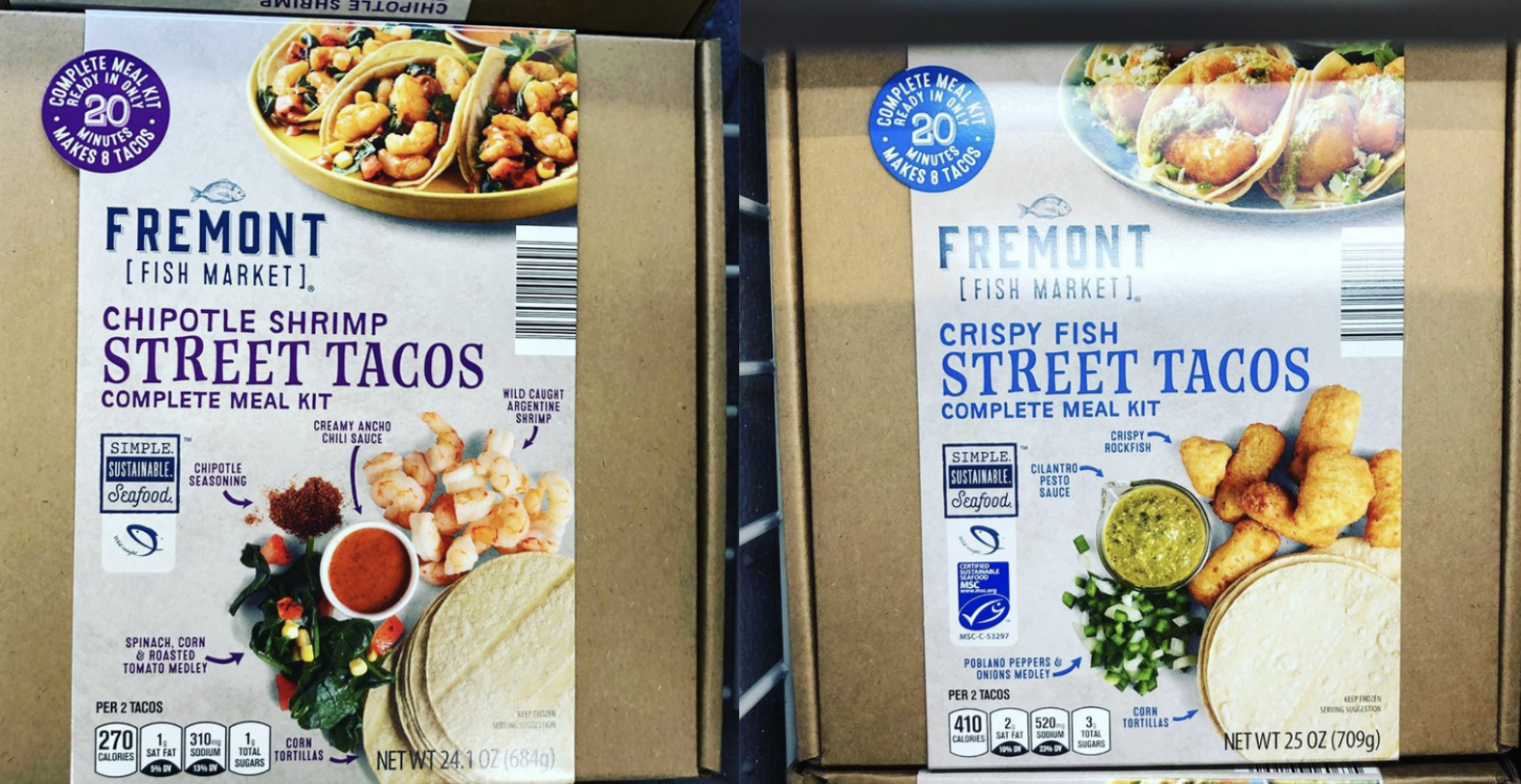 Aldi Is Selling Fish Taco Kits