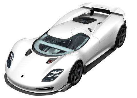 Land vehicle, Vehicle, Car, Supercar, Sports car, Automotive design, Race car, Performance car, Radio-controlled toy, Coupé,