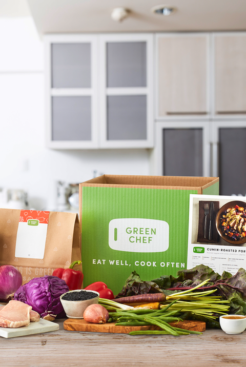 best meal delivery services green chef