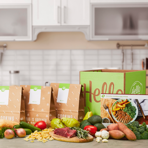 hello fresh best meal delivery services