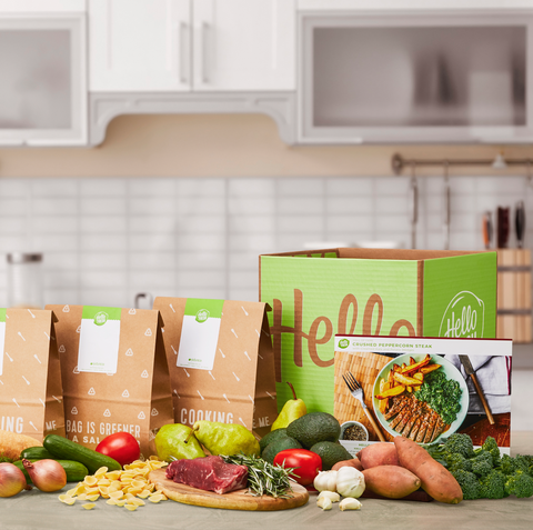 gifts for parents   hello fresh best meal delivery services