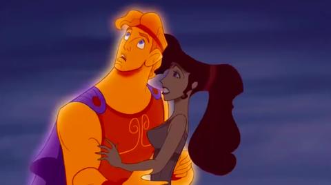hercules 1997 animated film