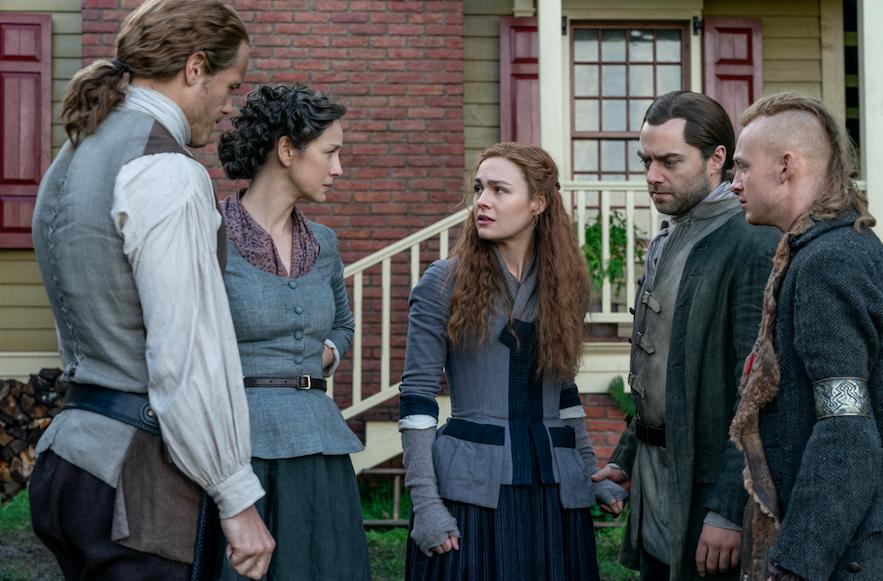 Claire Is Attacked on Outlander - Outlander Season 5, Episode 11 Recap