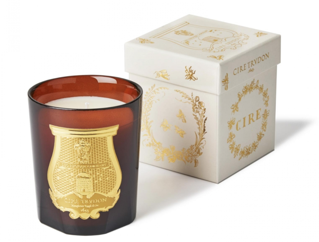 cire trudon, candle, beeswax