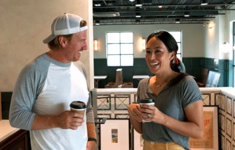 chip and joanna gaines coffee shop