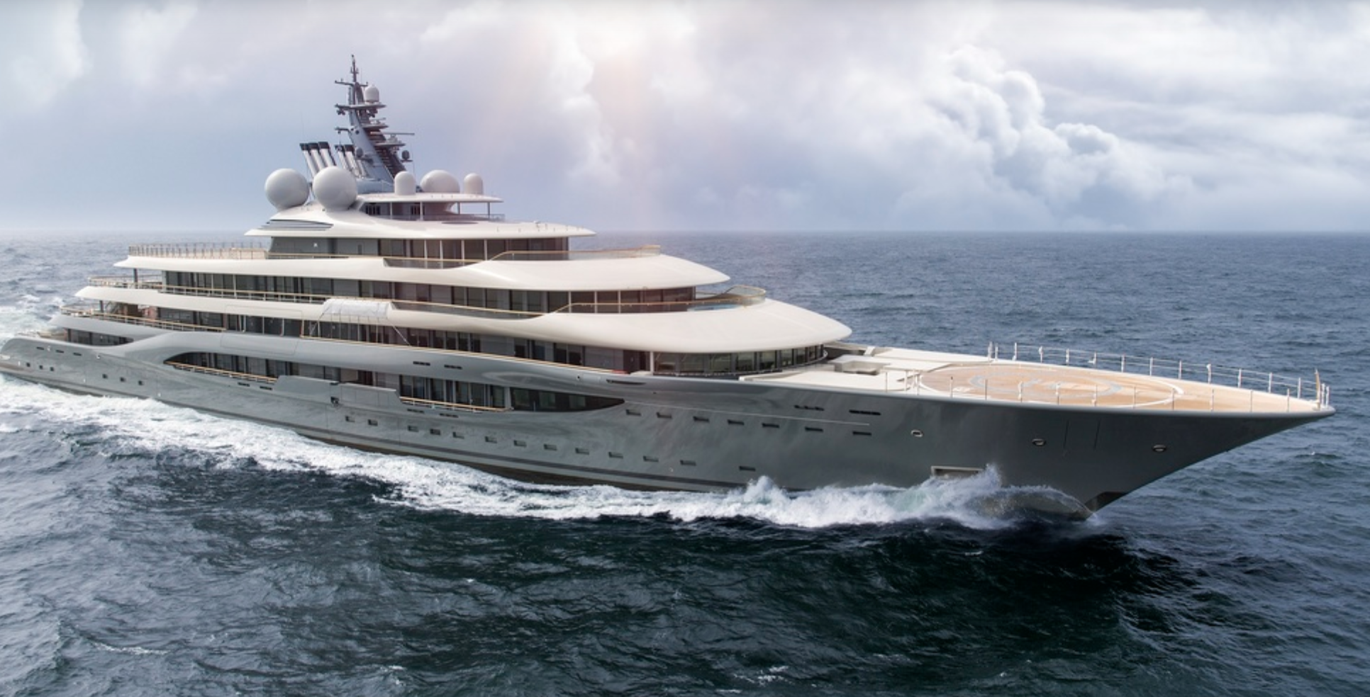 14 Largest Yachts in the World 2020 ...
