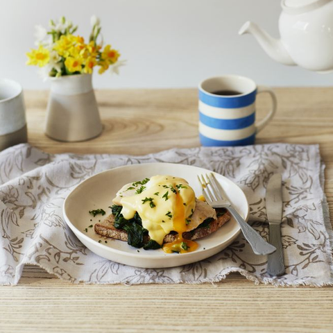 haddock and hollandaise sauce recipe