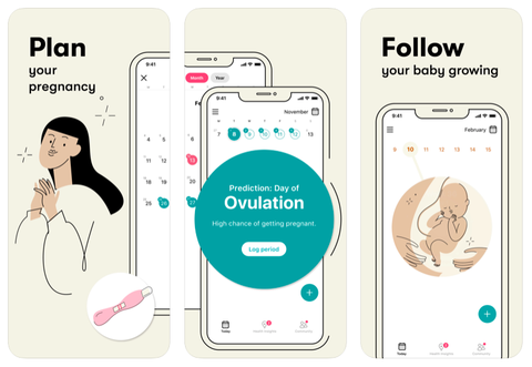 flo fertility and period tracker