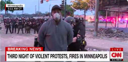 This CNN Crew's Arrest in Minneapolis Is More Than a Mistake