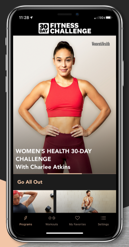 all out studio best fitness apps
