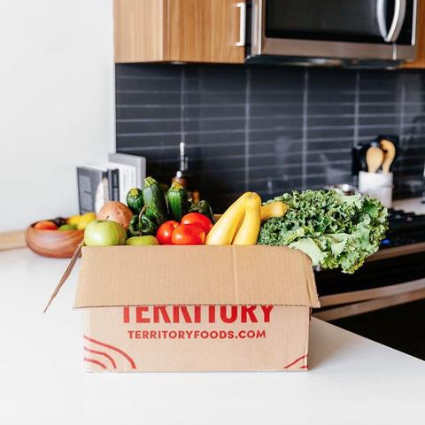 territory grocery