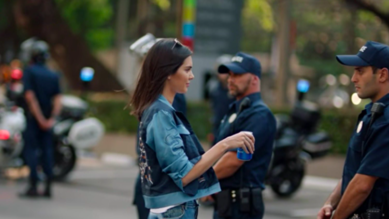 Why People Are Talking About Kendall Jenner's Pepsi Advert On Your Instagram Feed Today