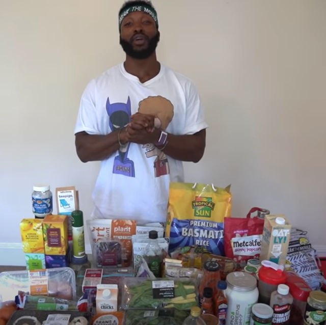 what obi vincent eats to stay shredded