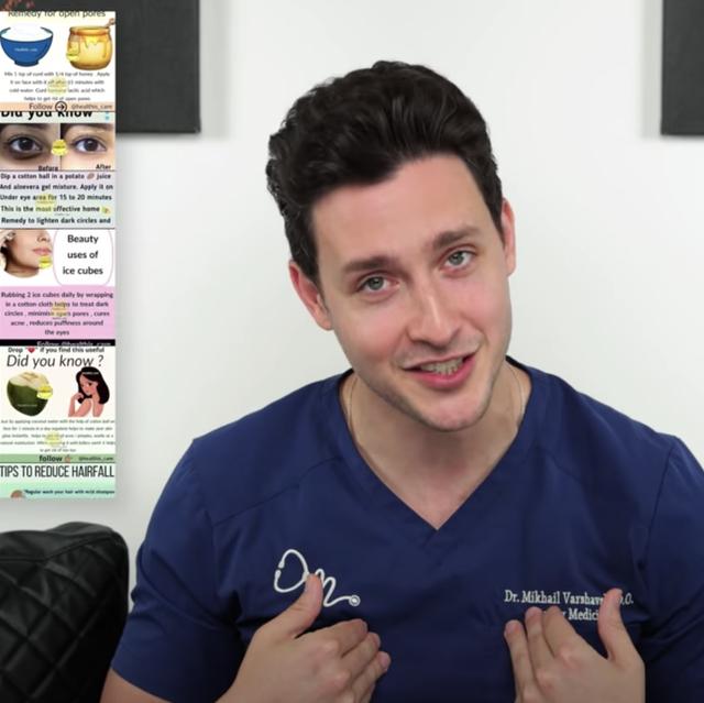 doctor mike addresses health memes