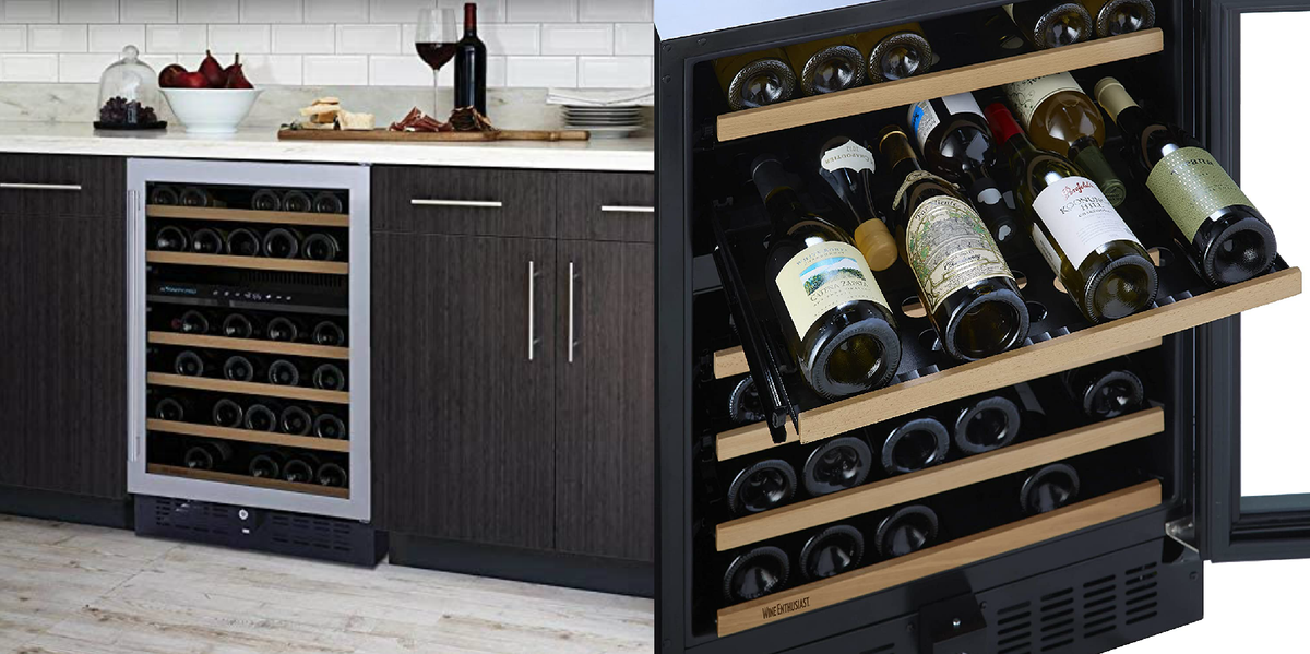 The 12 Best Wine Coolers And Fridges Of 2021 Best Small Wine Refrigerators