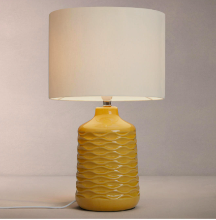 Lamp, Lampshade, Light fixture, Lighting, Lighting accessory, Table, Ceramic, Interior design, Interior design, Glass,
