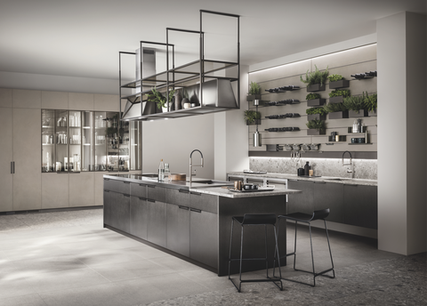mia kitchen by chef carlo cracco for scavolini