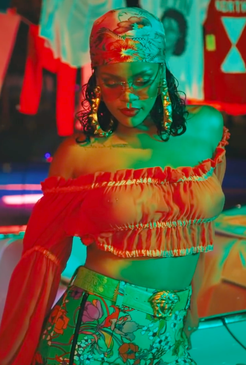rhianna, wild thoughts