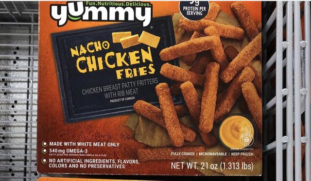 aldi nacho chicken fries