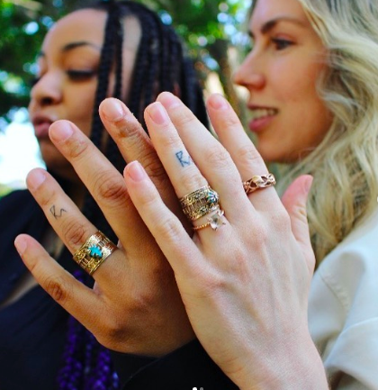 raven symone gets married