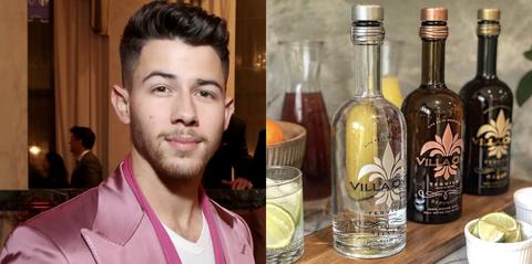 nick jonas villa one tequila
