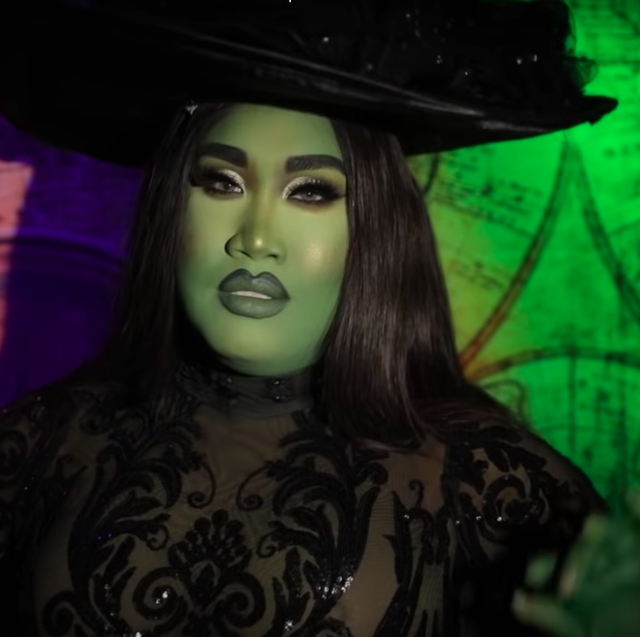 The Best Witchy Makeup Tutorials To Summon This Halloween 2020 Easy Witch Makeup Ideas