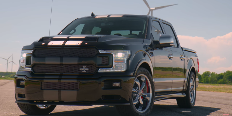 The 770-HP Shelby F-150 Super Snake Is as Nuts as it Sounds - RoadandTrack.com