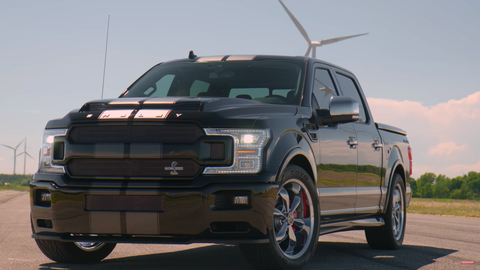 f 150 shelby american super snake