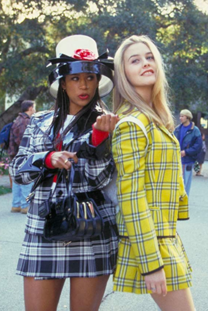 cher, dion, clueless