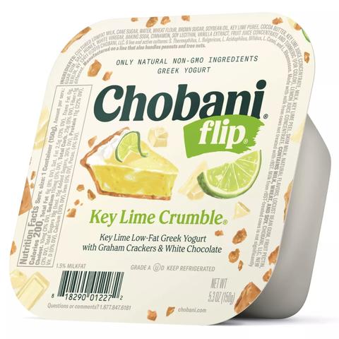 chobani flips