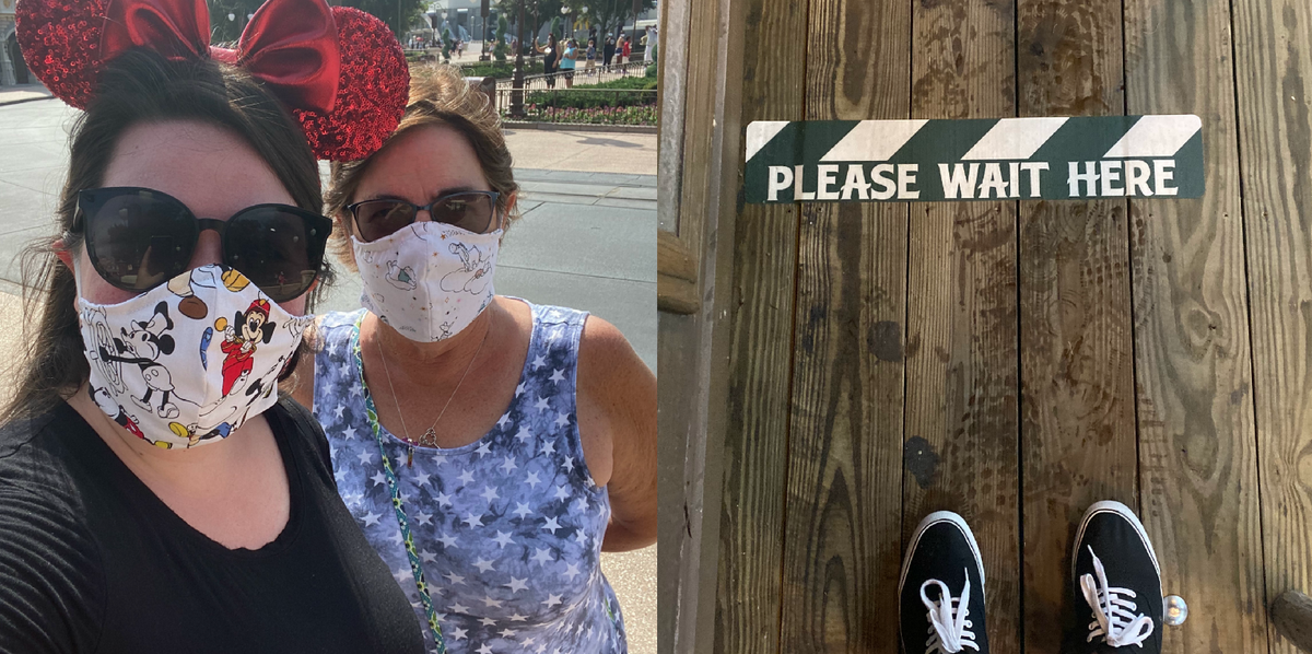 I Went To Disney World For The First Time Since The COVID-19 Pandemic Hit
