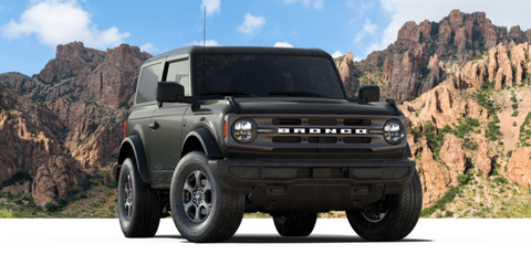 2021 Ford Bronco Full Pricing: What Every Bronco Trim Costs