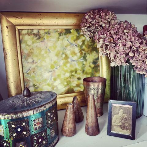 decorative bookshelf