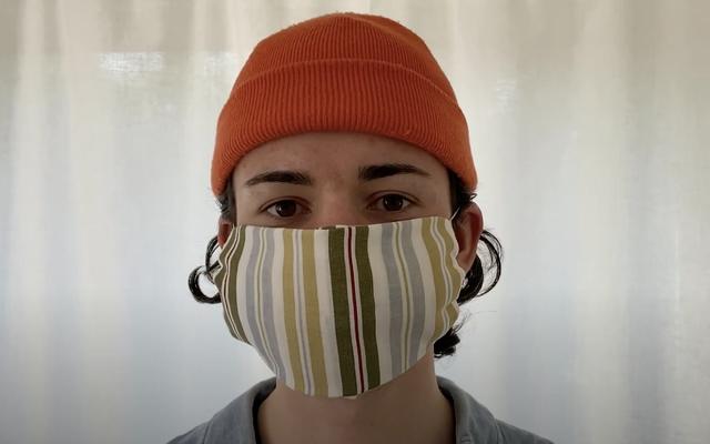 diy face mask pillowcase