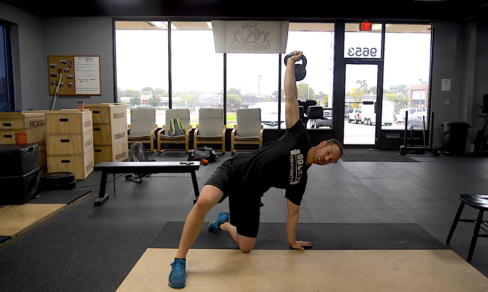 2 Can't-Miss Exercises for Lifters to Build Strong Shoulders thumbnail