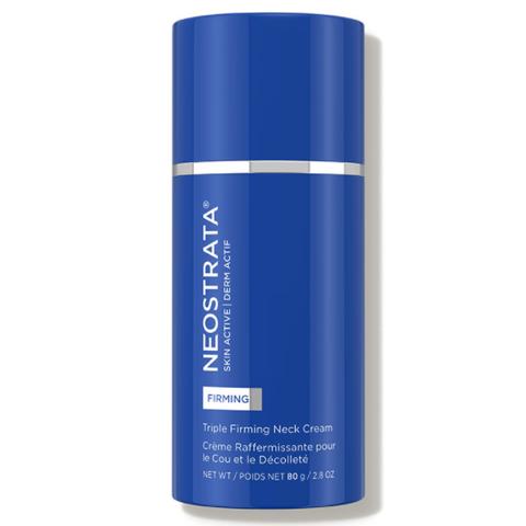 neostrata crema triple reafirmante anti-envejecimiento para el cuello