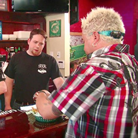 diners, drive ins, and dives